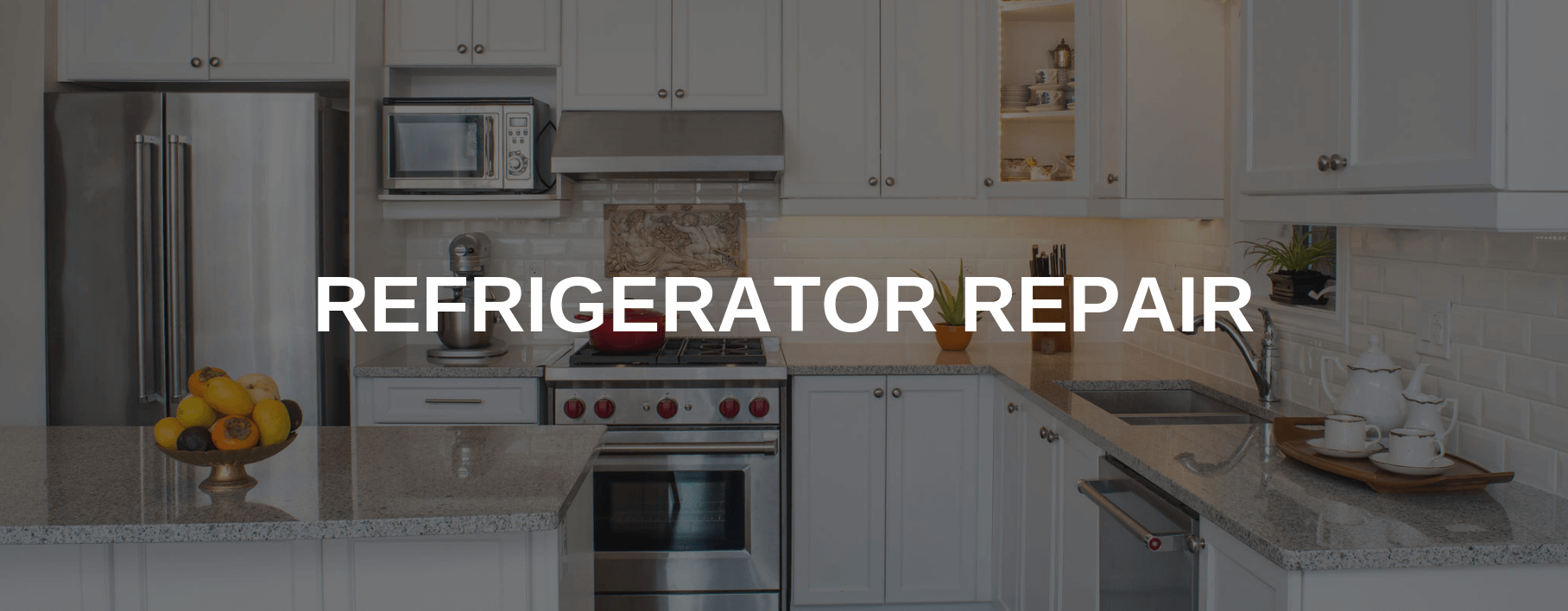 denton refrigerator repair