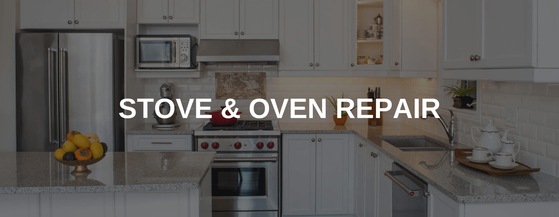 stove repair  denton